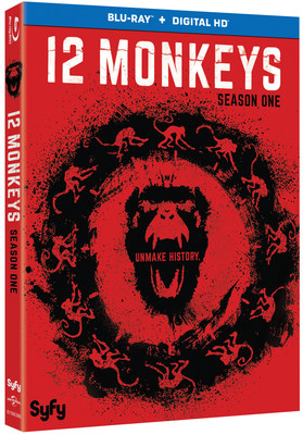 From Universal Pictures Home Entertainment: 12 MONKEYS