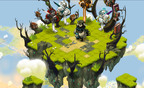 WAKFU (C) 2012 ANKAMA.  All Rights Reserved.  WAKFU is a registered trademark of ANKAMA.  DRAGON QUEST, EIDOS, FINAL FANTASY, SPACE INVADERS, SQUARE ENIX, the SQUARE ENIX logo, TOMB RAIDER and TAITO are registered trademarks or trademarks of the Square Enix Group.  (PRNewsFoto/Square Enix, Inc.)