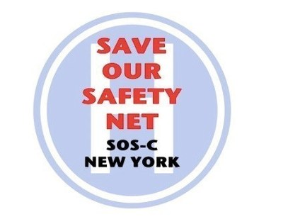 Save Our Safety Net SOS-C NYC
