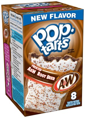 Frosted A&W™ Root Beer Pop-Tarts