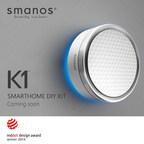 Smart Home Guru smanos to Release Wireless K1 DIY Kit Soon