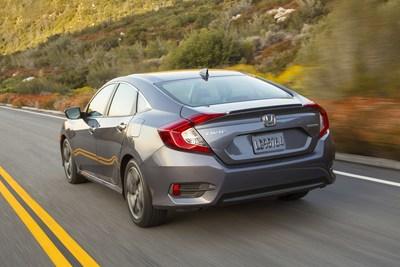 American Honda Sets New April Sales Record: Honda Division Posts Best Ever April Sales