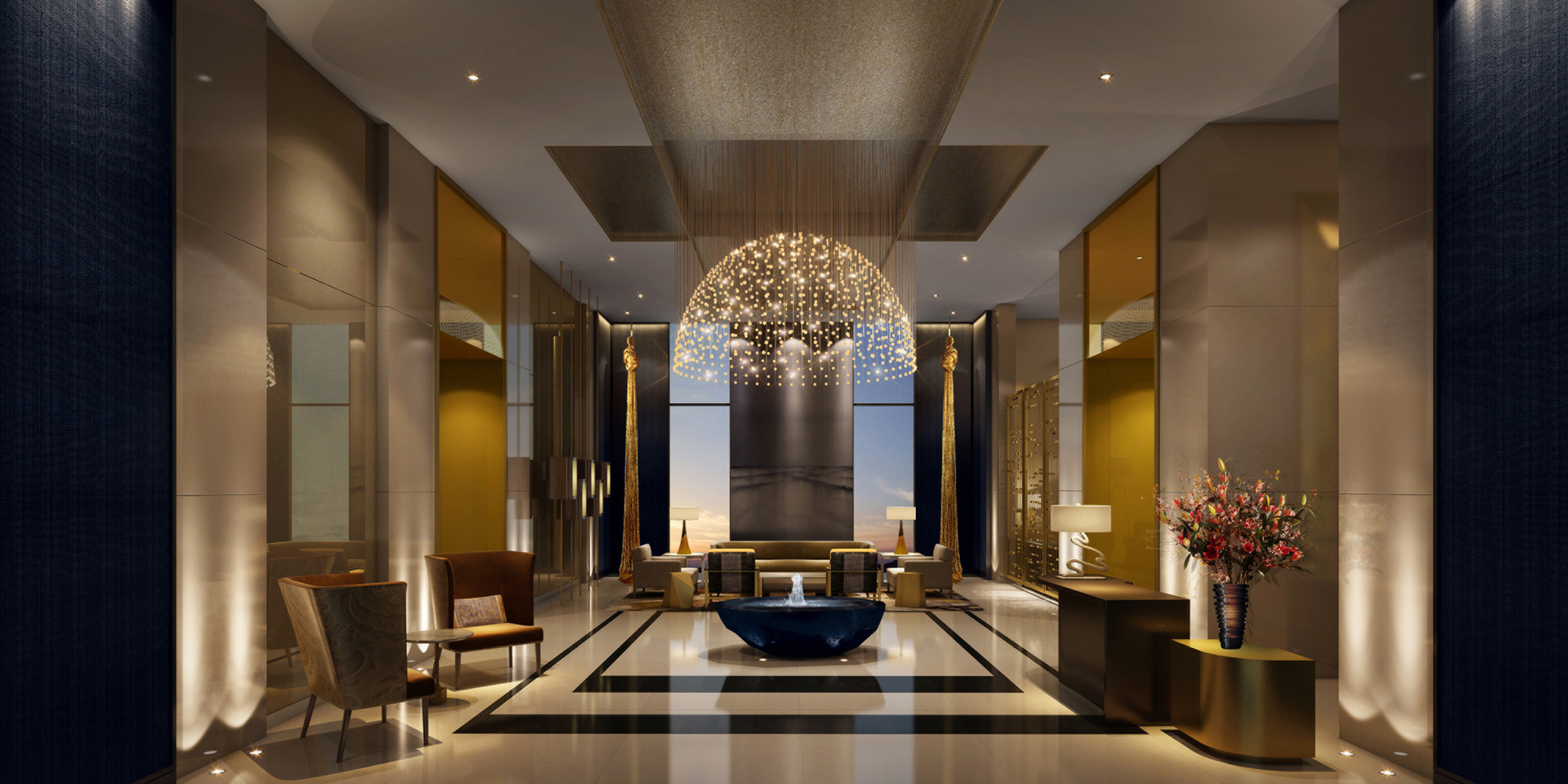 Now Accepting Reservations: Four Seasons Hotel Dubai