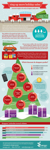 What do shoppers want this holiday? The best price, period. Shopper research from parago. (PRNewsFoto/parago) (PRNewsFoto/PARAGO)
