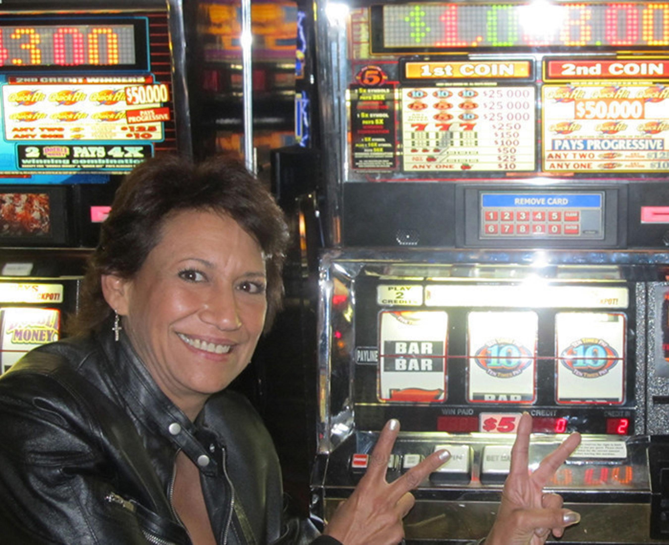 Table Mountain Casino Slot Machines
