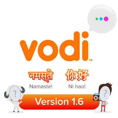 Vodi Version 1.6
