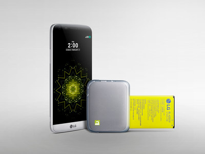 "LG G5 ""FRIENDS"" COMPANION DEVICES LAUNCH IN US"