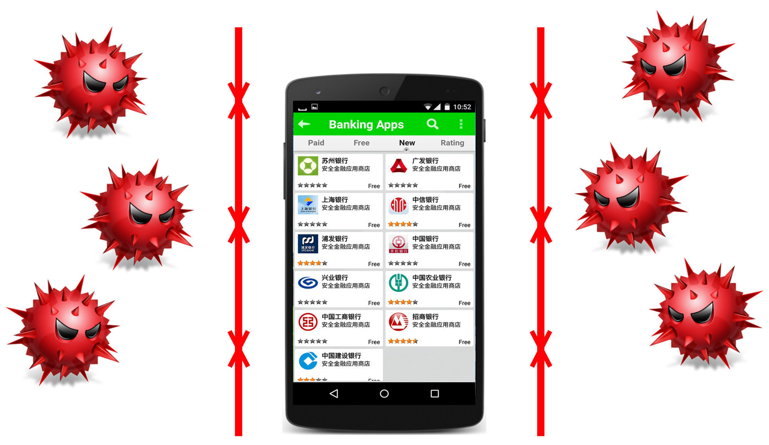 Graphite Software Finds Malware in 32% of Mobile Banking and Payment Apps in China