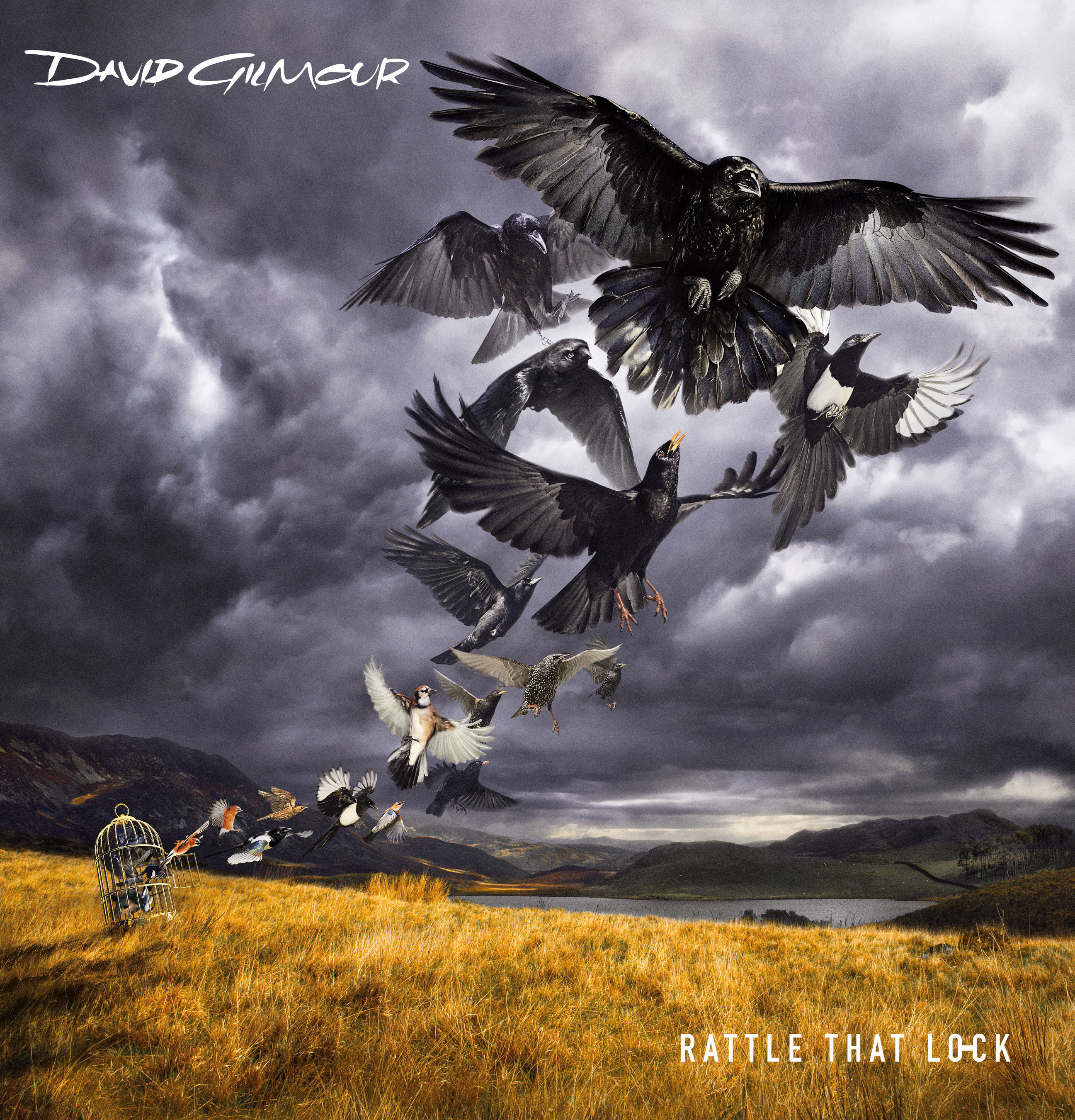 David Gilmour To Release New Album, 'Rattle That Lock' Friday, September 18, 2015