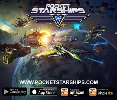 Pocket Starships - Real-Time, Cross-Platform Action