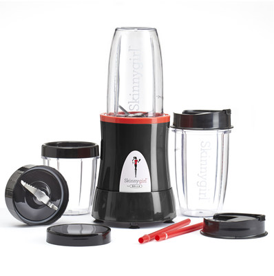 Skinnygirl by BELLA 700 Watt Personal Extraction Blender available November 9, 2014 exclusively on QVC and QVC.com