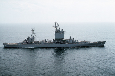 Historic Navy Cruiser, USS Long Beach, To Be Auctioned As Scrap Metal By Government Liquidation Starting Tuesday, July 10