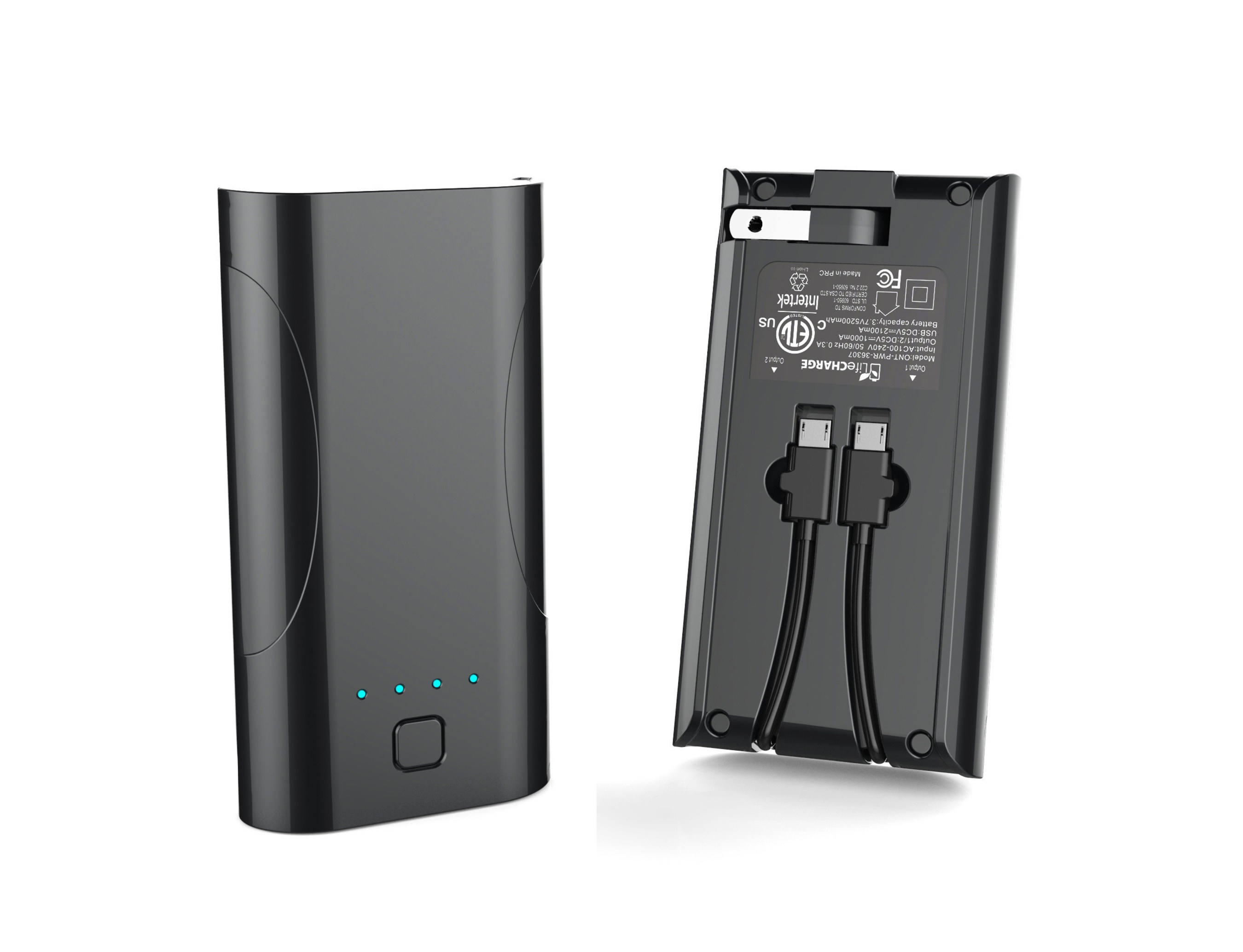 LifeCHARGE Debuts Source 101 Rechargeable External Battery Pack with UL-Approved Cells
