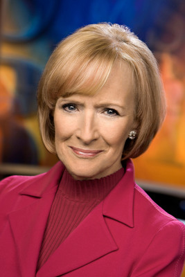 PBS NEWSHOUR's Judy Woodruff and Gwen Ifill will Co-anchor Live, Prime Time, Gavel-to-Gavel coverage of the 2012 National Political Conventions