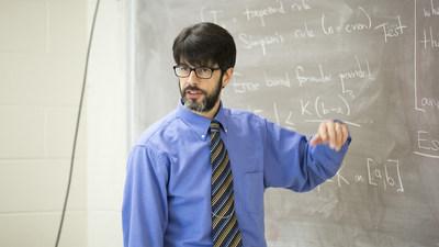 Dr. David Murphy is an associate professor of mathematics at Hillsdale College
