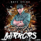 """Rapper Nate Sylak's new EP, """"Smoke and Mirrors"""", is available at iTunes now.  The Ohio native recorded the disc in Los Angeles in March with producer JDVisionquest3000.   Sylak's label, 3000Music, has released the first single and video """"Americanagrammagrandfunk"""" to promote the new record on Youtube.  Sylak recently hit #1 on the Reverbnation Hip Hop charts for his region, and is scheduled to perform June 21st at Sadie Renes's in Canton, Ohio to celebrate the release of his new music.  (PRNewsFoto/3000Music)"""