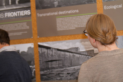 The three finalist teams' work remains on display at the Center for Architecture.