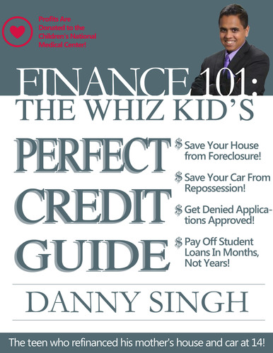 Through his book, Danny will share the strategies that allowed for him to be successful with his family's finances with the goal that other consumers will be able to save thousands, establish excellent credit, and have more money for retirement ...