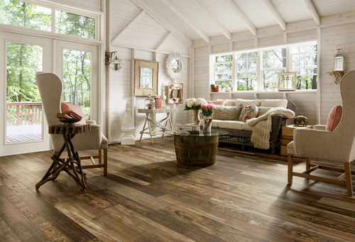 Architectural Remnants laminate flooring from Armstrong(R), a leading manufacturer of flooring products for the  ...