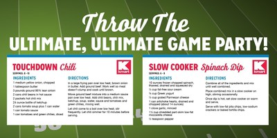 Throw the Ultimate, Ultimate Game Party with Craveable Recipes!