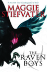 Front cover of The Raven Boys by Maggie Stiefvater courtesy of Scholastic.  (PRNewsFoto/Scholastic Corporation)