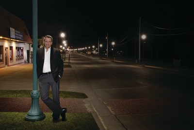 Joel Lauth of Lighting Solutions of Illinois collaborated with Amerlux to help the historic Morris, Illinois downtown to shine with modern-day efficiency