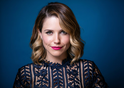 Sophia Bush and EcoTools(R) Encourage Women to Share Messages of Empowerment in Celebration of International Women's Day