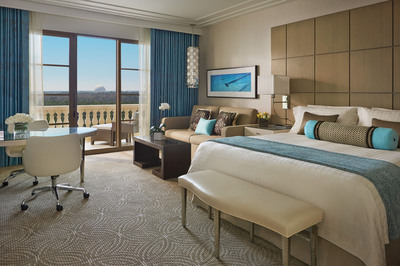 Four Seasons Resort Orlando at Walt Disney World(R) Resort is now taking reservations for arrivals beginning August 2014. (PRNewsFoto/Four Seasons Hotels and Resorts)
