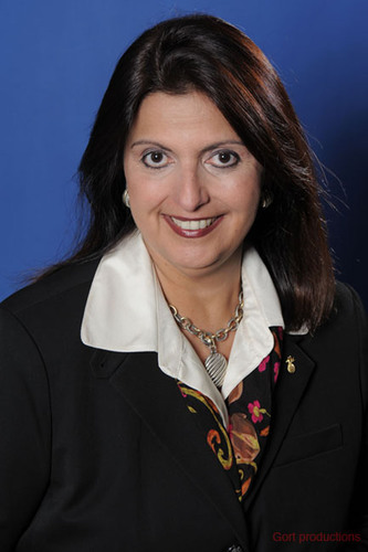 Roymi V. Membiela is named Corporate Vice President of Marketing and Public Relations for Baptist Health South Florida.  (PRNewsFoto/Baptist Health South Florida)