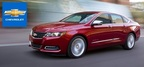 The 2014 Chevy Impala is one of best-reviewed and popular vehicles to have come to the Chevrolet of Naperville showroom in sometime. (PRNewsFoto/Chevrolet of Naperville)