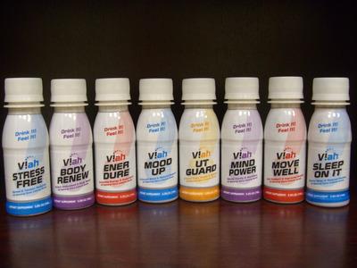 Product Line Up.  (PRNewsFoto/VR Laboratories, LLC)