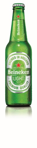 Heineken Light Bottle (PRNewsFoto/Heineken USA)