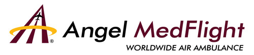 Angel MedFlight Worldwide Air Ambulance. (PRNewsFoto/Angel MedFlight Worldwide) (PRNewsFoto/ANGEL MEDFLIGHT ...