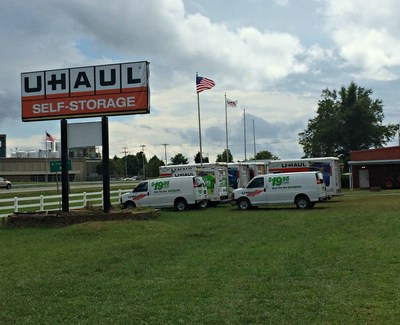 U-Haul Moves into High Point