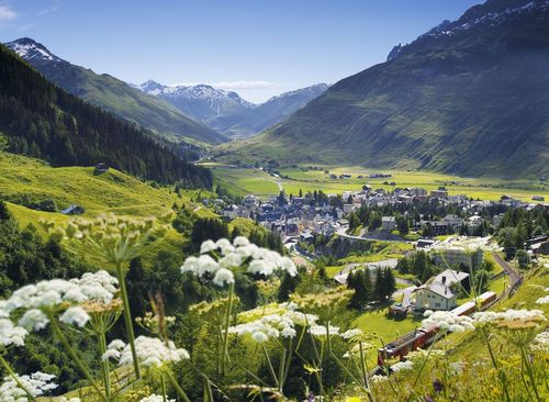 Andermatt Swiss Alps, the only place in Switzerland with a Full exemption to the foreign-owner laws.