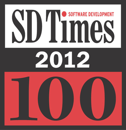 SafeNet Named to 2012 SD Times 100 for Fifth Consecutive Year