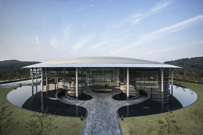 Hankook Technodome: The Tyre Maker Celebrates the Inauguration of its New Global R&D Center
