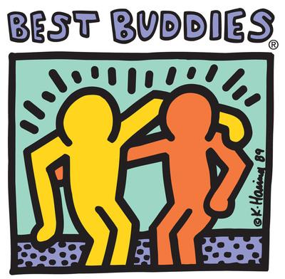 Best Buddies.  (PRNewsFoto/Montblanc)