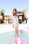 BEVERLY HILLS, CA - MARCH 08:  Victoria's Secret Angel Behati Prinsloo launches all new Victoria's Secret Swim Collection and celebrates the 2016 Swim Special at SLS Hotel on March 8, 2016 in Beverly Hills, California.  (Photo by Stefanie Keenan/Getty Images for Victoria's Secret)