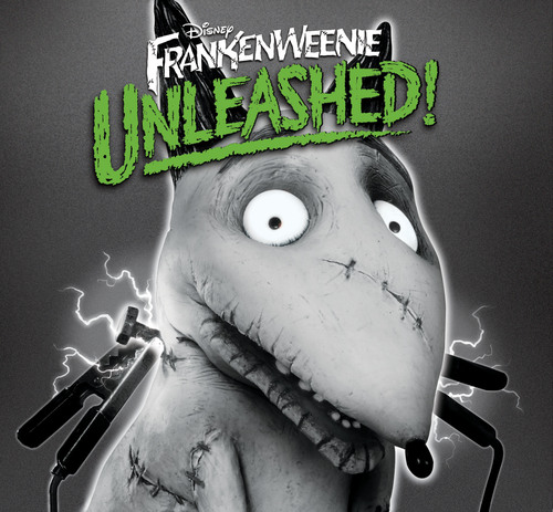 Frankenweenie Unleashed! Compilation Set for Release Sept. 25.  (PRNewsFoto/Walt Disney Records)