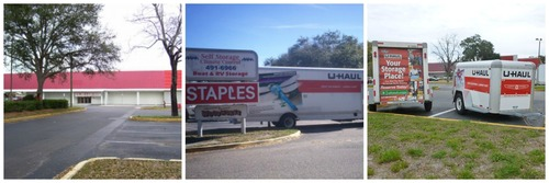U-Haul Open for Business in Fernandina Beach, Florida. (PRNewsFoto/U-Haul)
