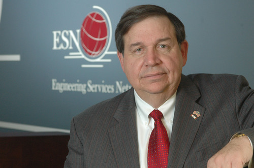 Engineering Services Network Inc. (ESN) CEO Raymond F. Lopez, Jr.  (PRNewsFoto/Engineering Services Network ...