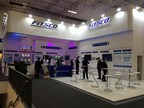 FITSCO's stand at InnoTrans 2014 (PRNewsFoto/Shanghai Fuxin Intelligent...)
