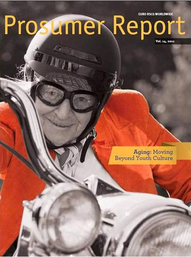 Aging: Moving Beyond Youth Culture.  (PRNewsFoto/Euro RSCG Worldwide)