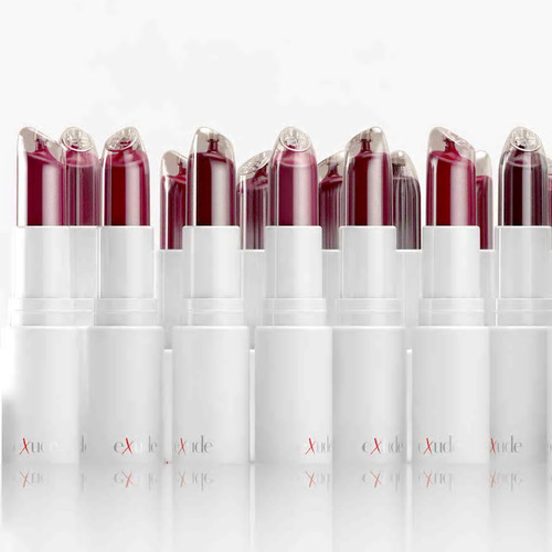 Exude Lipstick Revolutionizes the Beauty Industry with Innovative Applicator, Advanced Formula and