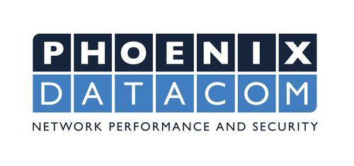 Phoenix Datacom Logo (PRNewsFoto/Xena Networks)