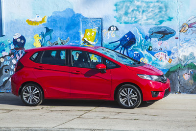 The 2015 Honda Fit Sets a New February Sales Record