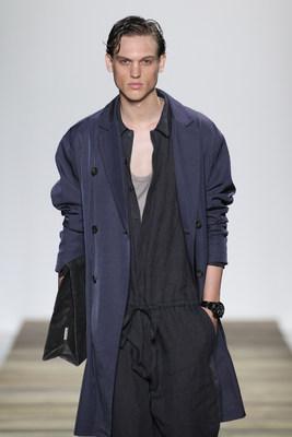 Casio G-SHOCK MT-G Collaborates With Robert Geller For Inaugural Men's Fashion Week