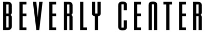 Beverly Center logo.  (PRNewsFoto/Beverly Center)