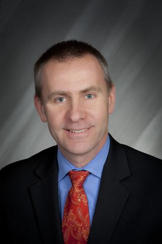 Jeff Cote. (PRNewsFoto/Sensata Technologies Holding N.V.)